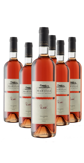 Rosè 2016 SIX BOTTLES -...
